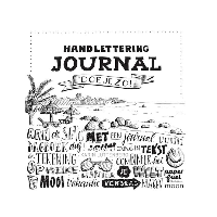 handlettering journal