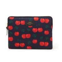 tablethoes met cherry print